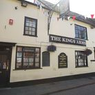 The Kings Arms in Hitchin