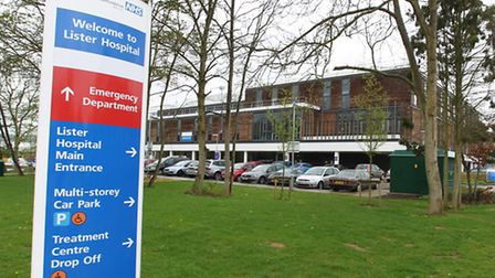 Lister Hospital's new £20.5 million surgery centre opened this week
