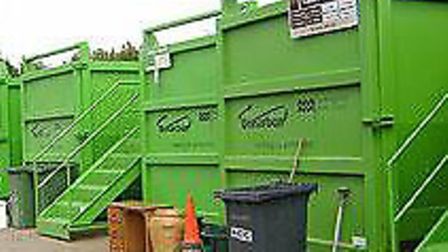 Hours at recycling centres are being scaled back