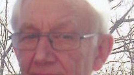 John Augsburger was last seen at his home address today