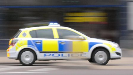 Emergency services were called to the A505 between Baldock and Royston after a two-vehicle crash.