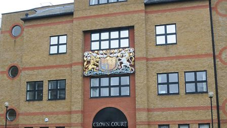 Jack Sibley pleaded not guilty to attempted murder at St Albans Crown Court today