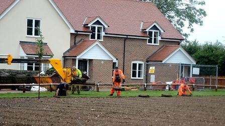 North Hertfordshire Homes aims to help tenants and their communities.