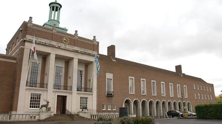 The transport policy has been agreed at County Hall