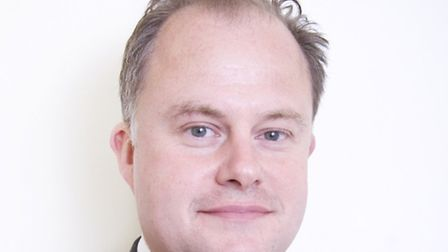 Cllr Jonathan Rich is running for election as Conservative parliamentary candidate for Stoke-On-Tren