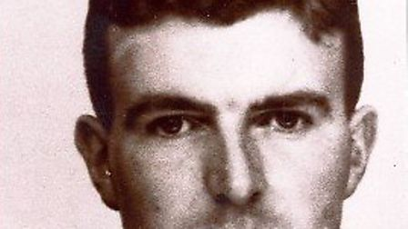 Sgt Christopher Head, who was shot dead by Harry Roberts