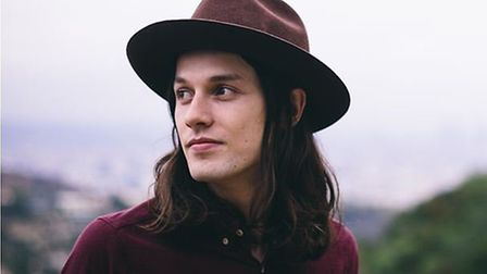 James Bay has had his new song Hold Back The River chosen as BBC Radio 1's Track of the Day