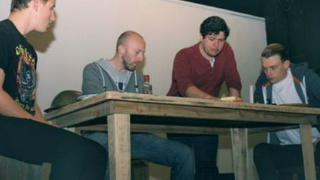 Journey's End at the Queen Mother Theatre