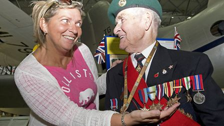 Meet the veterans at Duxford