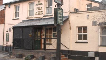 After a meeting to review its licence, The Axe on Ashdon Road will stay open - but with reduced open