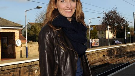 Jenny Ayres is appealing for the public's help in creating a play on Hertfordshire railways during t