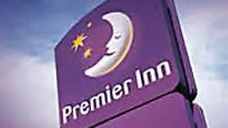 A Premier Inn is set to open in Hitchin next July.