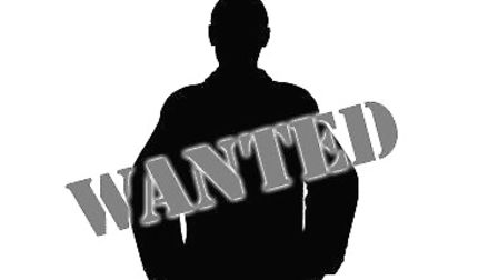 Click on the link at the top right of the page to view Herts Most Wanted