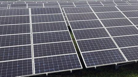 More than 1,500 homes could be powered by the proposed solar farm at Butlers Farm, Saffron Walden