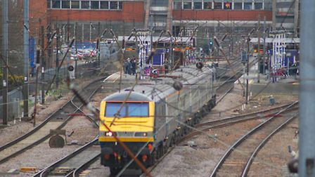 Train services have been delayed this morning due to signal failure.