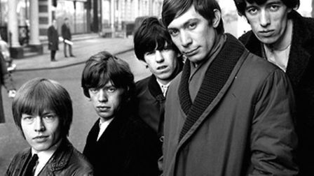 Still rolling: The Rolling Stones in the 1960s