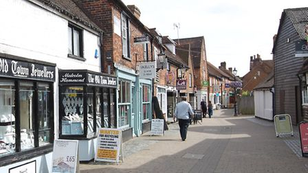 Paul Papworth is banned from entering Stevenage High Street.