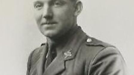 Lieutenant Frank Young, from Hitchin, was awarded the Victoria Cross in 1918.