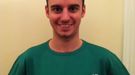 Nick is running the London Marathon 2015 for St John Ambulance.