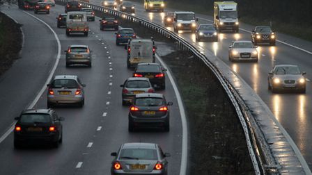 Roadworks on the A1(M) near the Letchworth Gate junction will be lifted over the Christmas and New Y