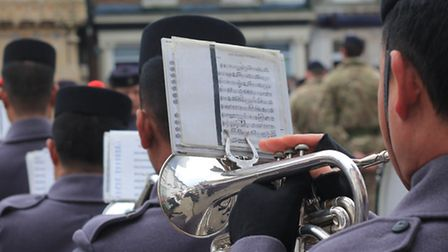 The Band of the Brigade of Gurkhas are a popular band, based near Folkestone. They tour all over the