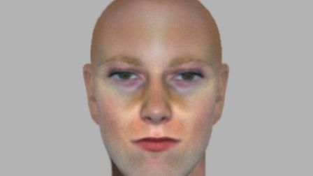 Anyone who recognises the man in the E-fit is asked to call PC James Ireland at Saffron Walden Polic