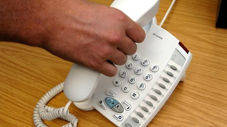 Phone scams in Bedfordshire are on the increase