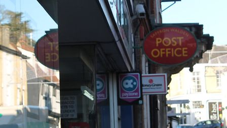 Saffron Walden Post Office on High Street will reopen five days earlier than expected following its