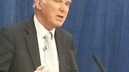 Vince Cable said the facility will put the UK at the cutting-edge of cell therapy research.