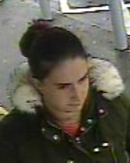 If you recognise this person call Herts police non-emergency 101 number.