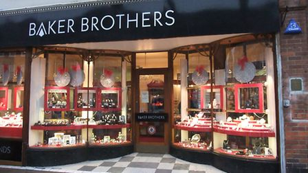 Baker Brothers in Letchworth will close on Christmas Eve