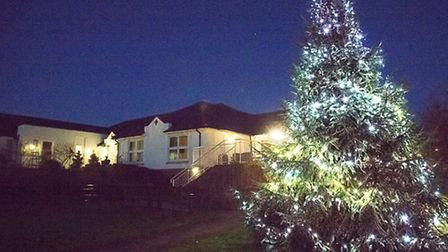 Lights of Life at Garden House Hospice