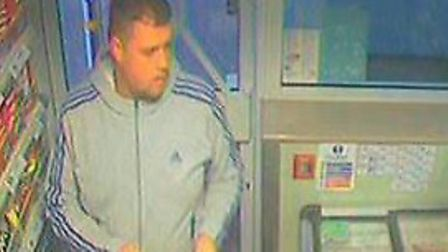 Police think this man may have information in relations to the offences.