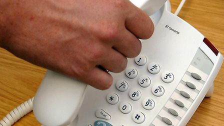 Police have praised a number of people who have been targeted in phone scams.