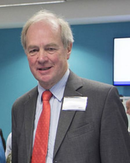 Hitchin MP Peter Lilley