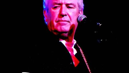 Jimmy Lee brings his Edge Of Chaos orchestra to Royston