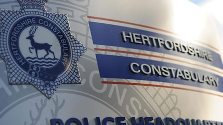 Police were called to a fight in Hitchin on Saturday night.