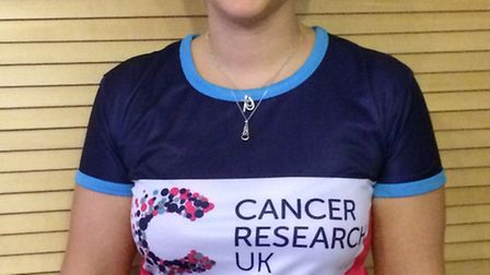 Lindsey Merritt-Dunn is taking part in the London Marathon this April, in memory of her father and g