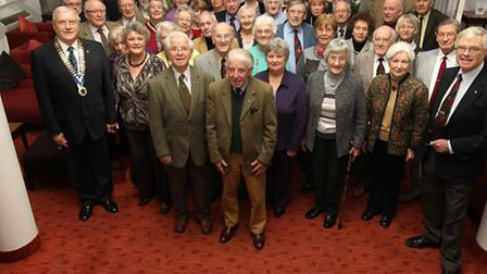Probus group meet at Hitchin Priory