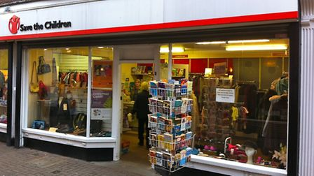 Hitchin's Save The Children shop is closing after 25 years.