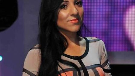 Christina Jordan, from Stevenage, will appear on ITV's Take Me Out on Saturday.