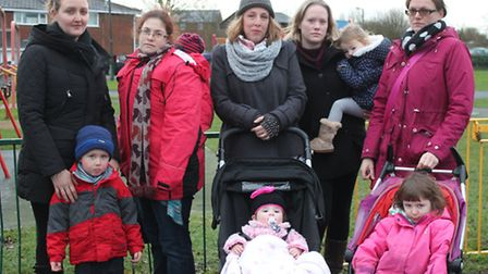 Last month, parents at Katherine Semar junior and infant schools spoke out against the proposed clos