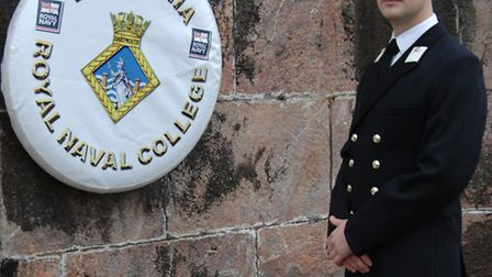 Robert Hutchinson, from Saffron Walden, has completed his basic training at Britannia Royal Naval Co