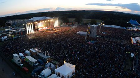 There will be no Sonisphere Festival at Knebworth Park in 2015 [Picture: Sonisphere]