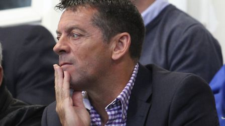Southend United boss Phil Brown. Picture: Phil Brown