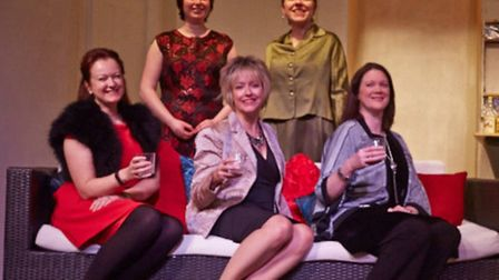 Settlement Players My Own Show, February 2015