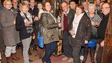 Friends of The Kings Head in Hadstock have formed a Community Benefit Society to buy the 17th centur