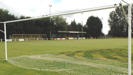 Stotfold FC currently play at Roker Park. Credit: Keith Dobney.