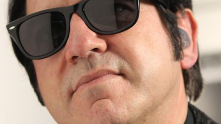 Barry Steele is Roy Orbison at the Gordon Craig