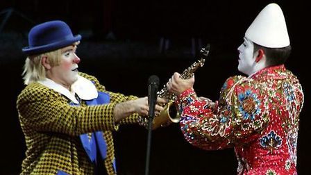 Netherlands State Circus comes to Stevenage